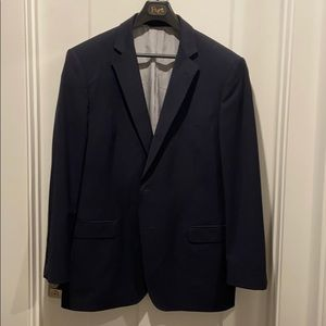 Men's Blue Blazer
